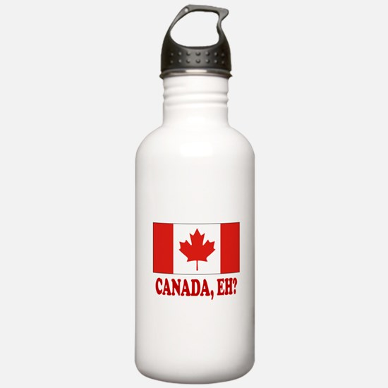 Canada, Eh? Water Bottle