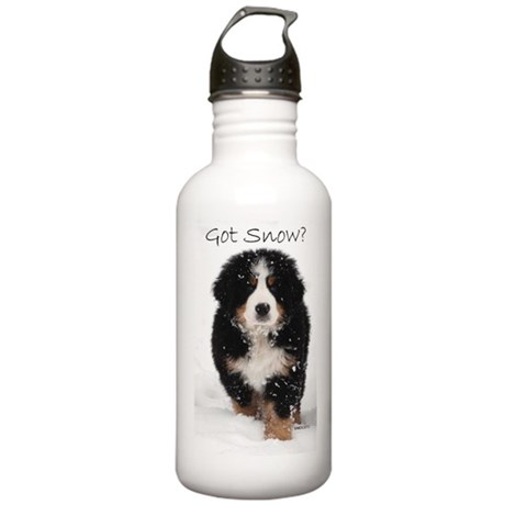 Got Snow! Stainless Water Bottle 1.0L