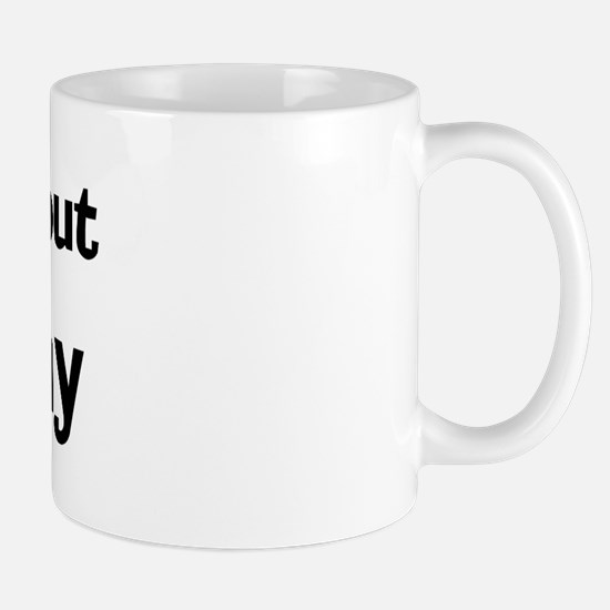 It's all about Tommy Mug