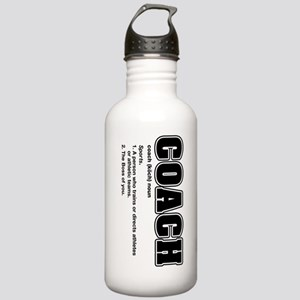 Coach Definition Stainless Water Bottle 1.0L