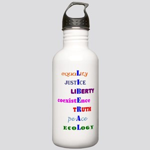 I am Liberal Stainless Water Bottle 1.0L