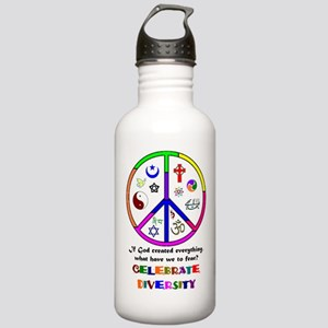 Embrace Creation Stainless Water Bottle 1.0L