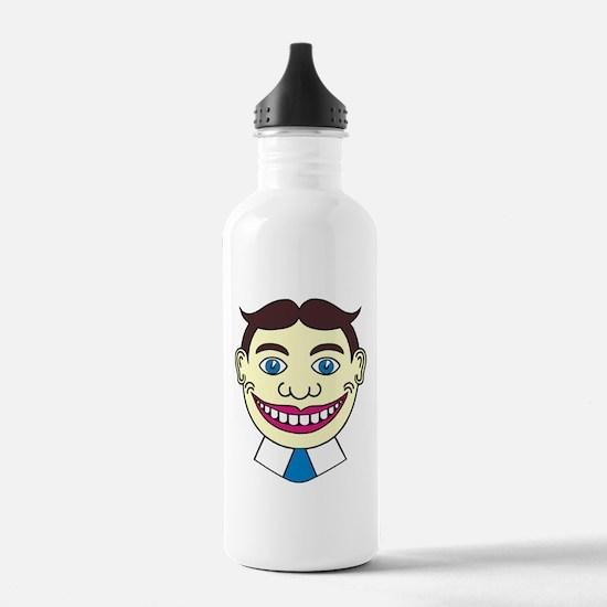 Cute Bruce Water Bottle