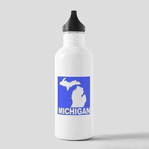 Michigan Water Bottle Stainless Water Bottle 1.0L