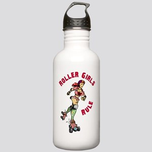 Roller Girls Stainless Water Bottle 1.0L