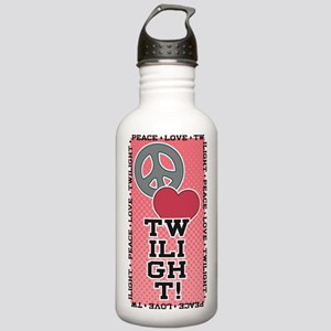 Peace Love Twilight Stainless Water Bottle 1.0L