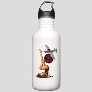 For the BOYS. Stainless Water Bottle 1.0L