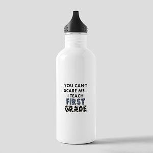 1st Grade Teacher Stainless Water Bottle 1.0L