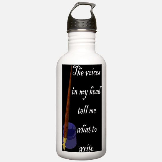 Writing Voices Water Bottle