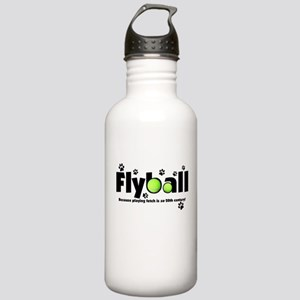 Not Fetch Flyball Stainless Water Bottle 1.0L