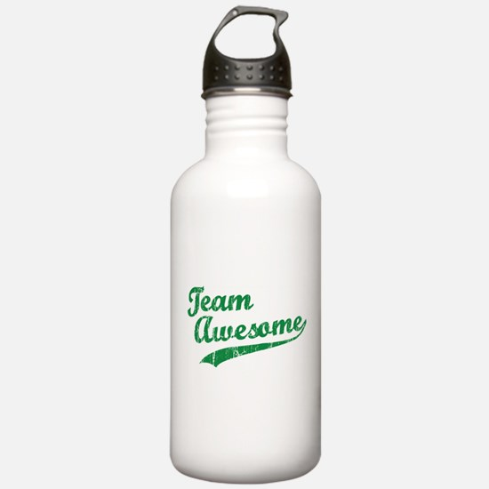 Team Awesome Water Bottle