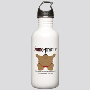 SUMO-practor Hug Therapy Stainless Water Bottle 1.