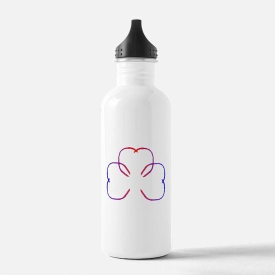 Trefoil Water Bottle