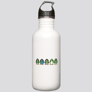 Eco-friendly Penguins Stainless Water Bottle 1.0L