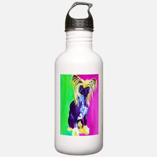 Funny Artwork and artists Water Bottle