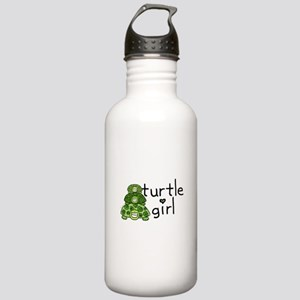 turtle girl Stainless Water Bottle 1.0L
