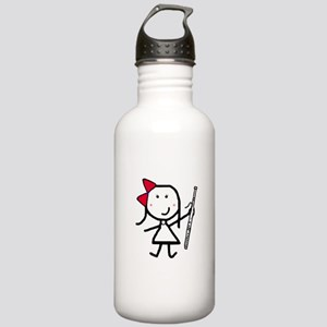 Girl & Bassoon Stainless Water Bottle 1.0L