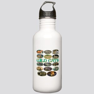 Wildcats Stainless Water Bottle 1.0L