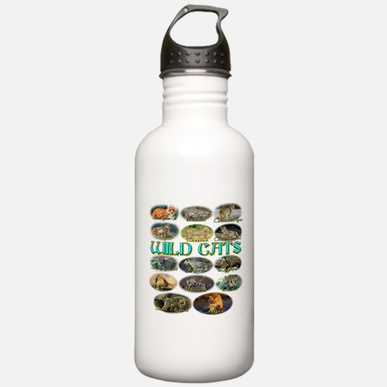 Wildcats Water Bottle