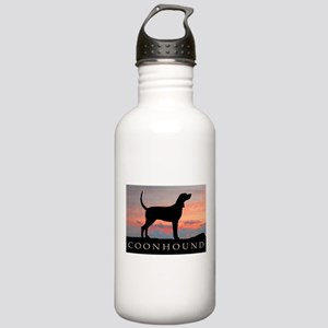 Sunset Coonhound Stainless Water Bottle 1.0L