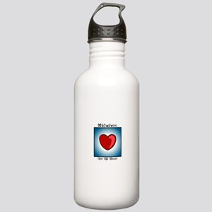 Midwives Are All Heart Stainless Water Bottle 1.0L