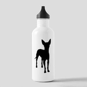 xoloitzcuintli dog Stainless Water Bottle 1.0L