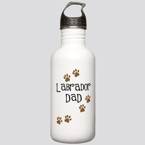 Labrador Dad Stainless Water Bottle 1.0L