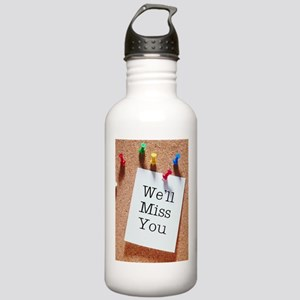 NEW! Water Bottles Stainless Water Bottle 1.0L