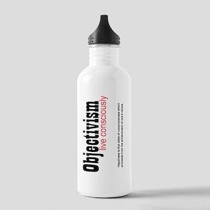 Objectivist Living Stainless Water Bottle 1.0L
