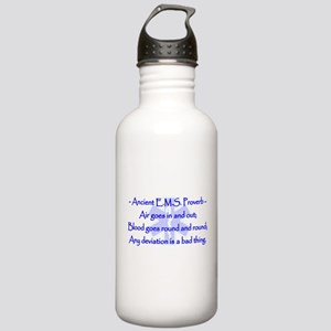 Ancient EMS Proverb Stainless Water Bottle 1.0L