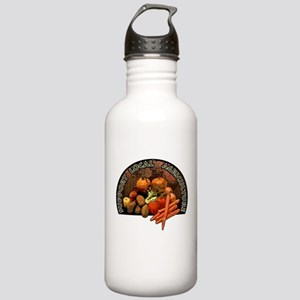 Support Local Agriculture Stainless Water Bottle 1