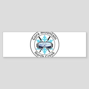 Gore Mountain - North Creek - New Bumper Sticker