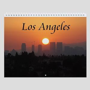 Los Angeles Wall Calendar