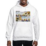 2L0050 - Drug runners vs... Hooded Sweatshirt