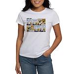 2L0050 - Drug runners vs... Women's T-Shirt