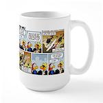 2L0050 - Drug runners vs... Large Mug