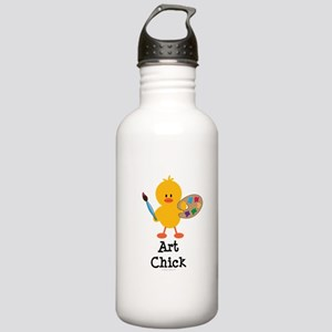 Art Chick Stainless Water Bottle 1.0L