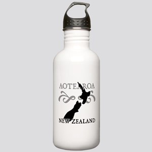 Aotearoa New Zealand Stainless Water Bottle 1.0L