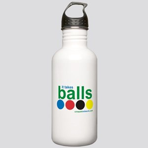 Croquet Stainless Water Bottle 1.0L