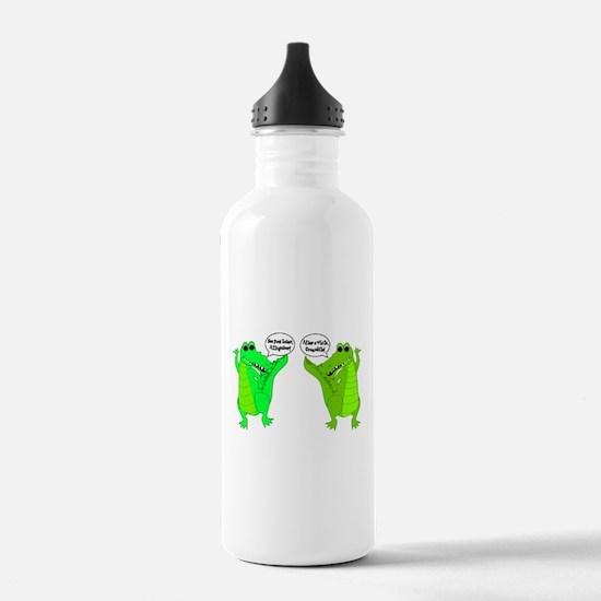 Later, Gator! Water Bottle