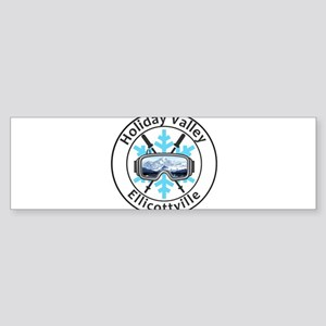 Holiday Valley - Ellicottville - Bumper Sticker
