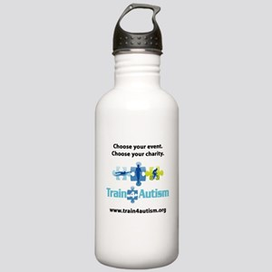 Train 4 Autism Water Bottle (1.0L) Stainless Water