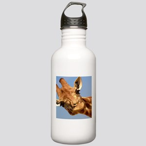 Curious Giraffe Stainless Water Bottle 1.0L