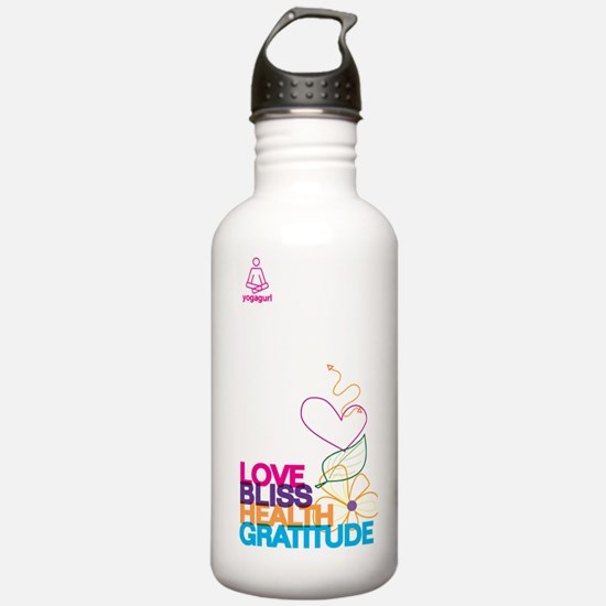 Yogagurl High Energy Water Bottle (1.0L) Water Bottle