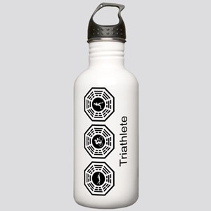 Triathlon Lost Stainless Water Bottle 1.0L