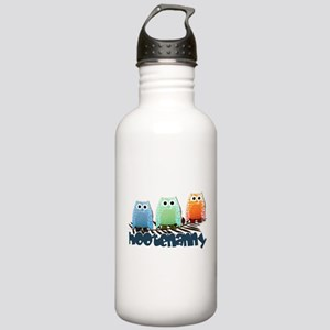 Hootenanny Stainless Water Bottle 1.0L