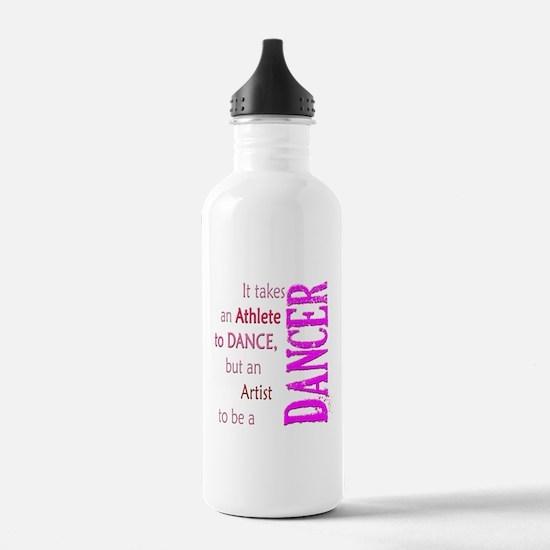Artist Athlete Dancer Water Bottle