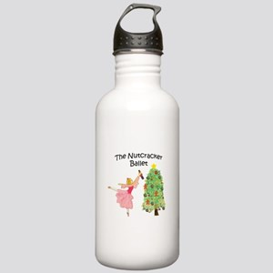 magical clara,nutcracker Stainless Water Bottle 1.