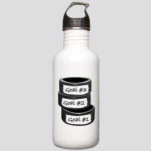 3pucks Stainless Water Bottle 1.0L