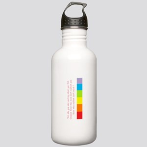 Be who you are Stainless Water Bottle 1.0L